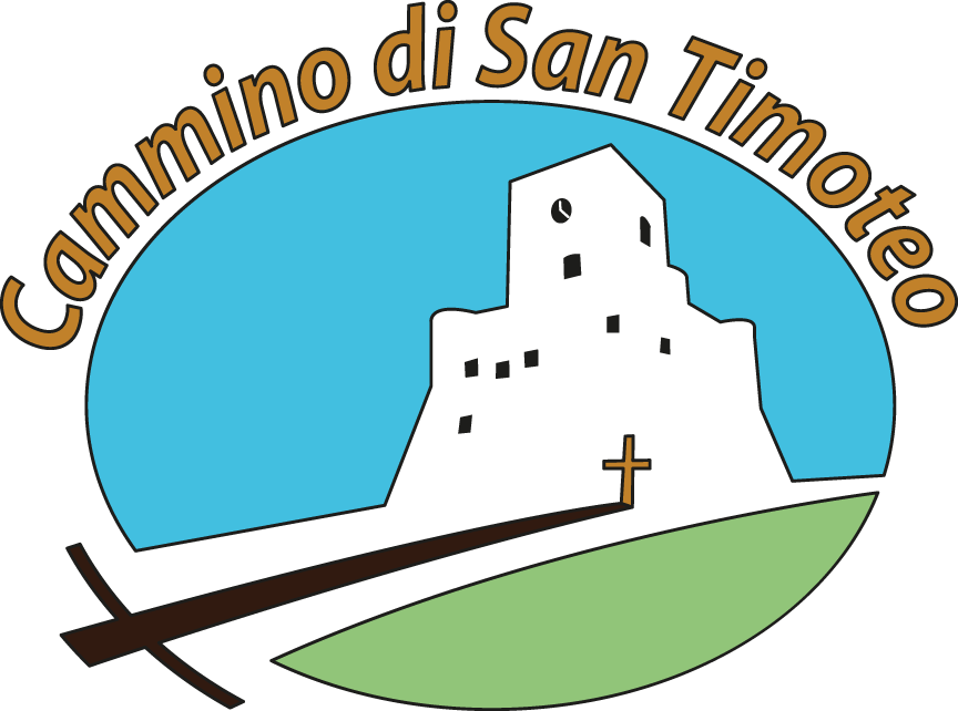 Cammino di San Timoteo logo